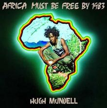 Africa Must Be Free By 1983 Winyl) Hugh Mundell