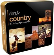 Simply Country. CD