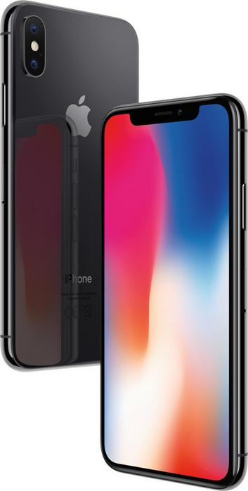 Apple iPhone X 256GB Gwiezdna Szarość