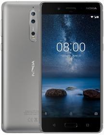 Nokia 8 64GB Dual Sim Szary