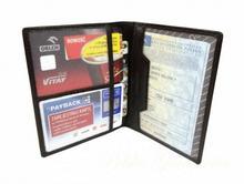 Rovicky (PL) Etui Na Dokumenty (PL) Duże Dwie Części CPR-041