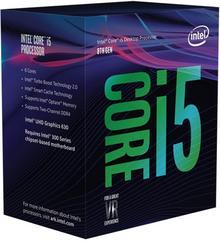 Intel Core i5 8600K 3,6 GHz