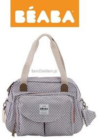 Beaba Torba dla mamy Geneva SMART COLORS grey 940212