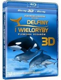 FILMOSTRADA Film TIM FILM STUDIO Delfiny i wieloryby 3D. Plemiona oceanów Dolphins and Whales 3D: Tribes of the Ocean