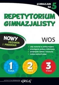 Magdalena Kunysz Repetytorium gimnazjalisty WOS GREG