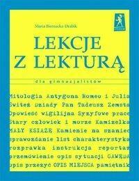 Stentor Maria Biernacka - Drabik Lekcje z lekturą dla gimnazjalistów