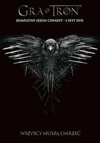 Gra o Tron sezon 4 DVD) D.B Weiss