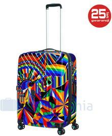Samsonite AT by Średnia walizka AT MWM SUMMER FUN 90357 Multikolor