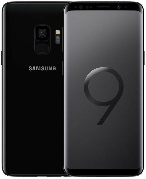 Samsung Galaxy S9 G960F 64GB Dual Sim Czarny