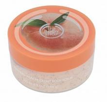 The Body Shop Vineyard Peach peeling do ciała 200 ml dla kobiet