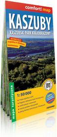 ExpressMap praca zbiorowa comfort! map Kaszuby. Kaszubski Park Krajobrazowy. Laminowana mapa turystyczna 1:50 000