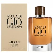 Giorgio Armani Acqua Di Gio Absolu Woda Perfumowana 75ml