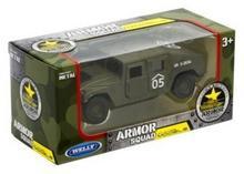 Welly Pojazd wojskowy Hummer 89190-2