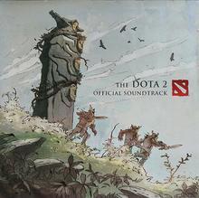 Valve Studio Orchestra The DOTA 2 OST) Vinyl)