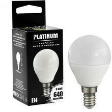 Polux Żarówka LED E14 SMD LED 6W Ciepła 305664