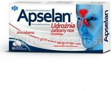 Polfarmex APSELAN 10 tabl 8816601