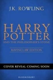 Harry Potter and the Philosopher's Stone Ravenclaw Edition - J.K. Rowling