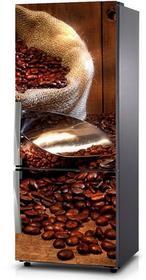 Oklejaj Naklejka na lodówkę - Aromatyczna kawa 0064 - Naklejka