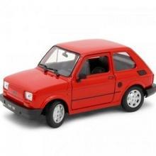 WELLY Fiat 126P czerwony 1/21 GXP-566633