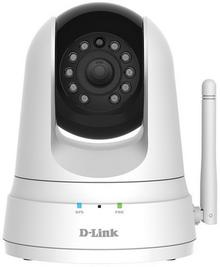 D-LINK Wi-Fi Pan & Tilt Day/Night Camera - DCS-5000L/E