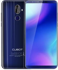 Cubot X18 Plus 64GB Dual Sim Niebieski