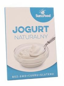 Sun&Food Jogurt naturalny - bakterie do wytwarzania - Sun&Food - 4,9g 02666