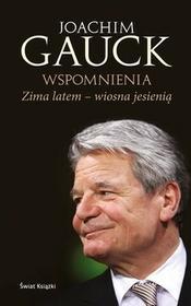 Świat Książki Wspomnienia - Joachim Gauck