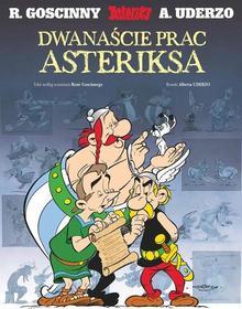 Egmont Dwanaście prac Asteriksa