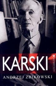 Świat Książki Karski - Andrzej Żbikowski