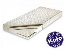 M&K Foam Koło Palmea 160x200