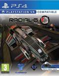 Radial-G: Racing Revolved PS4 VR