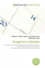 Alphascript Publishing Gregorian Calendar