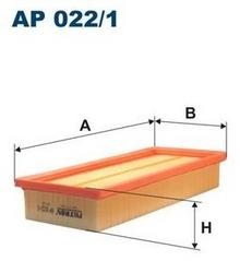 Filtron AP 022/1 FILTR POWIETRZA