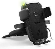 iOTTIE Uchwyt samochodowy Easy One Touch CD z ładowarka QI 3800X1