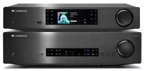 Cambridge Audio CXA80 + CXN