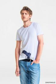 GUN BOY Męski T-shirt
