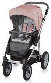 Baby Design Dotty 2w1 różowy