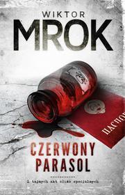 CZERWONY PARASOL WIKTOR MROK