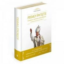 praca zbiorowa Biblia z komentarzami Jana Pawła II
