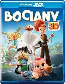 GALAPAGOS BOCIANY 2BD 3-D) Płyta BluRay)
