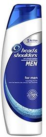 Head & Shoulders for Men Anti-szopa szampon, 6er Pack (6X 300ML) 8001090047861