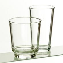 Dekoria Wazon lampion Duet szklany 15,5cmx37cm 001-536