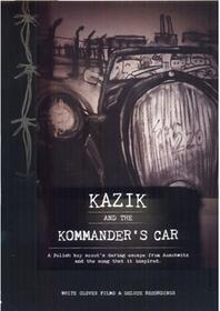 Kazik And The Kommander's Car Kazik And The Kommanders Car DVD Kazik And The Kommanders Car