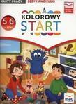 Wodzicka-Dondziłło Ewa Kolorowy start 5 i 6 - latki Język angielski Karty pracy