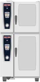 Rational Zestaw Combi-Duo standard, dół: 101E/61E, góra: 61G | Combi-Duo 60.71.925