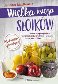 Laurum Wielka księga słoików - Jennifer MacKenzie