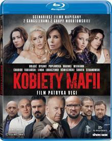 AlterDystrybucja Kobiety mafii Blu-ray Patryk Vega