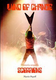 KAGRA Scorpions - Wind Of Change - Martin Popoff