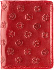 Wittchen 33-2-163-3S Etui na dokumenty czerwony