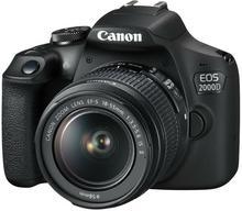 Canon EOS 2000D +18-55 IS II